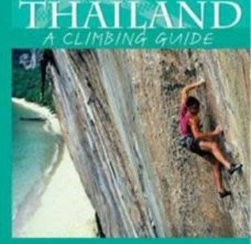 Mountaineers Books Thailand Climbing Guide