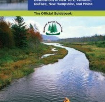 Falcon Guide The Northern Forest Canoe Trail Guide Book