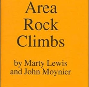 WOLVERINE PUBLISHING Mammoth Area Rock Climbs 2nd Edition