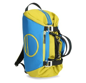 Wild Country Rope Bag Citron/Detroit Blue