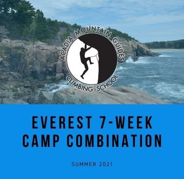 Acadia Mountain Guides Camp- Everest Summer Camp Combination