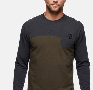 Black Diamond Men's Long Sleeve Campus Tee