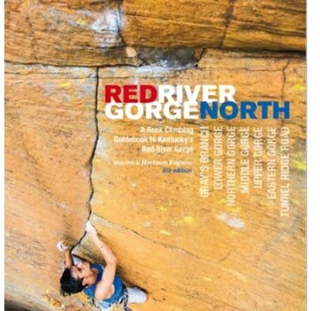 WOLVERINE PUBLISHING Red River Gorge North 5th Edition