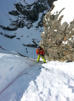 Acadia Mountain Guides Course - Advanced Steep Ski and Ride Camp