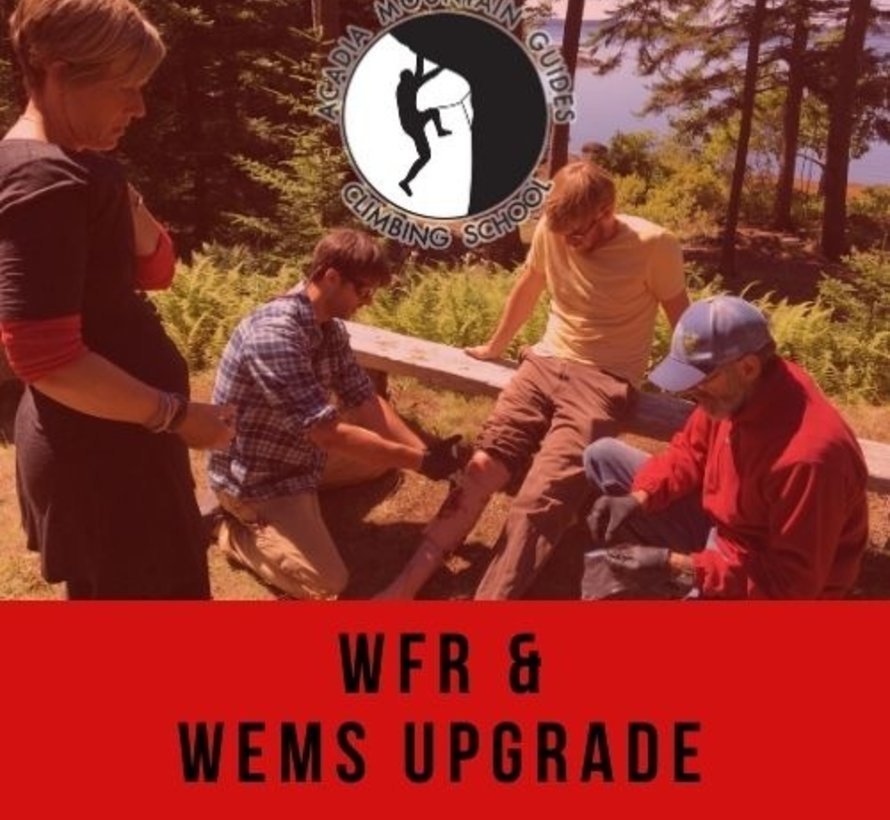 Course - 5 Day WFR or WEMS Upgrade - MDI