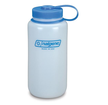 Nalgene Nalgene Ultralite Wide Mouth HDPE BPA-Free Water Bottle