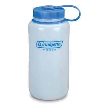 Nalgene Nalgene Wide Mouth HDPE BPA-Free Water Bottle