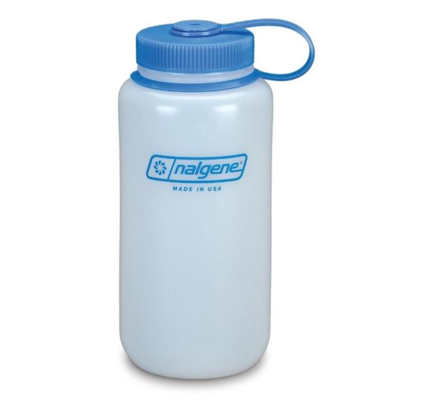 Nalgene Ultralite Wide Mouth HDPE BPA-Free Water Bottle