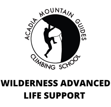 Acadia Mountain Guides Course - Wilderness Advanced Life Support
