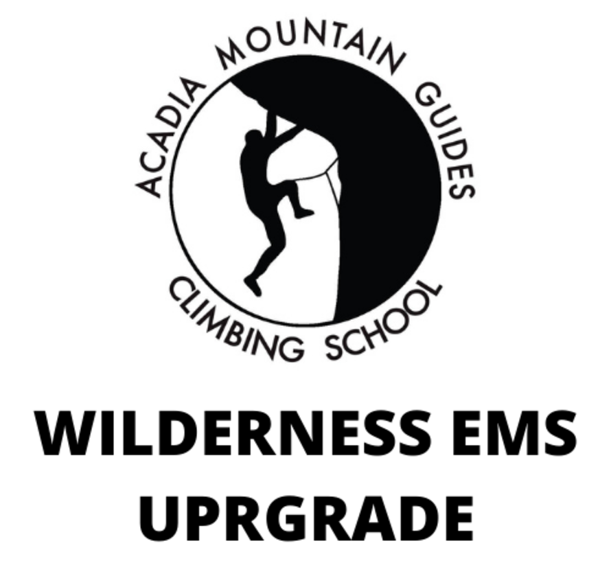 Course - Wilderness EMS Upgrade
