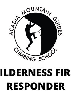 Acadia Mountain Guides Course - Wilderness First Responder