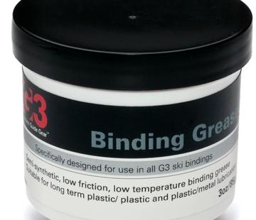 G3 Binding Grease 3 oz