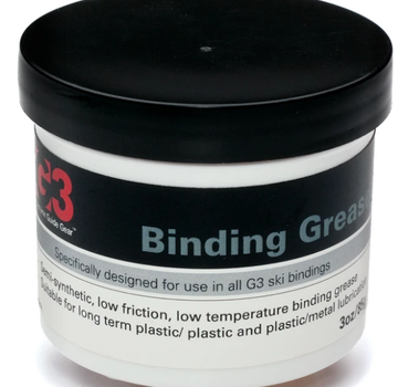 G3 Binding Grease 3 oz