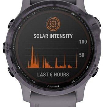 Garmin Fenix 6 Pro Solar GPS Watch