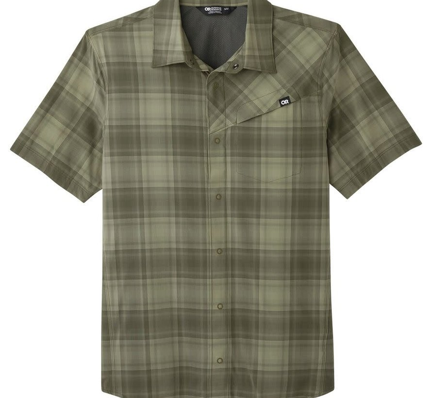 Men's Astroman S/S Sun Shirt