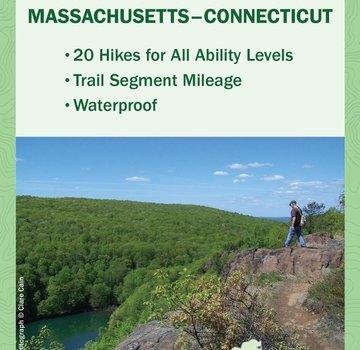 Appalachian Mountain Club AMC New England Trail Map & Guide: Massachusetts-Connecticut