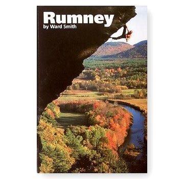 Rumney Rock Climbing by Ward Smith