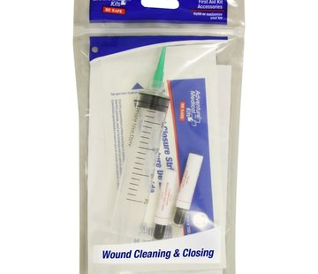 Adventure Medical Kits Wound Cleaning and Closing