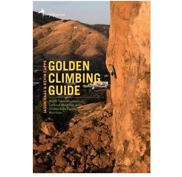 Fixed Pin Publishing Golden Climbing Guide