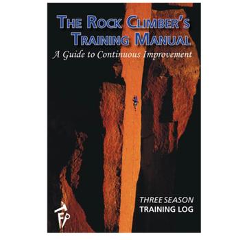 Fixed Pin Publishing Three Season Training Log   The Rock Climbers Training Manual
