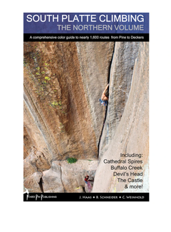 Fixed Pin Publishing South Platte Climbing | The Northern Volume