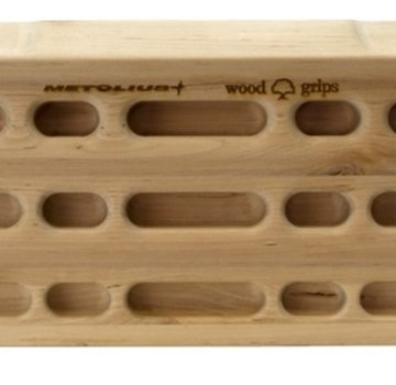 Metolius Wood Grips Deluxe II Training Board