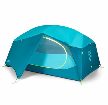 Nemo Aurora 2P Backpacking Tent & Footprint - Surge