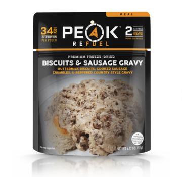 Peak Refuel Biscuits & Gravy