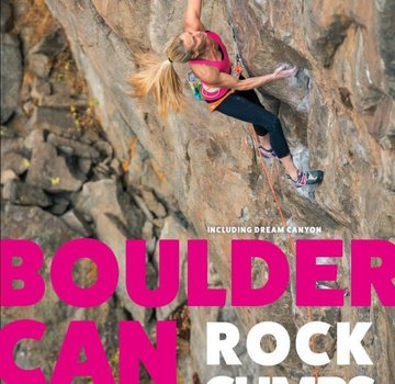 WOLVERINE PUBLISHING Boulder Canyon Rock Climbs