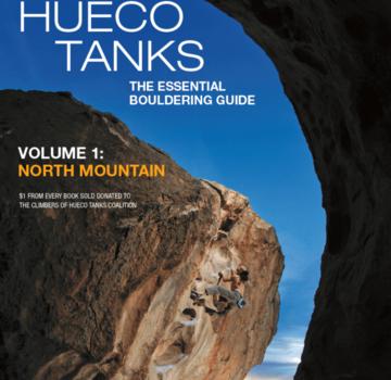 WOLVERINE PUBLISHING Hueco Tanks North Mountain