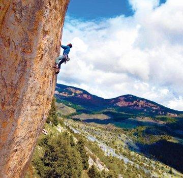 WOLVERINE PUBLISHING Ten Sleep Canyon Climbing