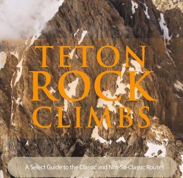WOLVERINE PUBLISHING Teton Rock Climbs