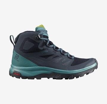 Salomon Women's OUTline Mid GTX Hiking  Shoes