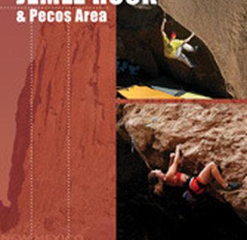 Sharp End Publishing Jemez Rock & Pecos Area