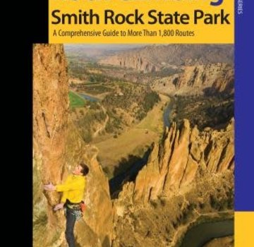 Falcon Guide Rock Climbing Smith Rock State Park