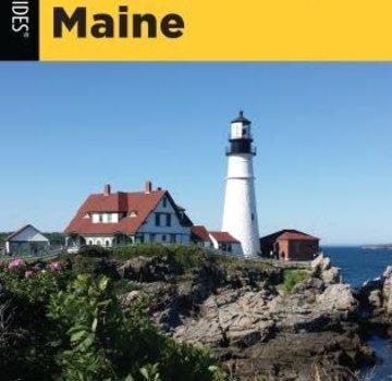 Falcon Guide Coastal Trails of Maine Including Acadia National Park