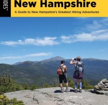 Falcon Guide Hiking New Hampshire A Guide to New Hampshire's Greatest Hiking Adventures