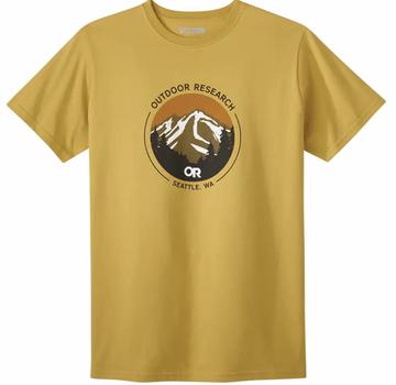 Outdoor Research Men's Cascade Short Sleeve T-Shirt