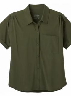 Outdoor Research Women's Astroman Short Sleeve Sun Shirt