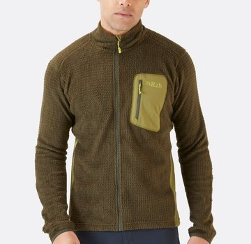 Rab Men's Alpha Flash Fleece Jacket
