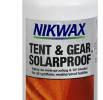 Nikwax Tent & Gear SolarProof (Spray On) Equipment Waterproofing