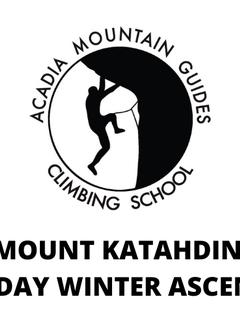 Acadia Mountain Guides Mountain - Mt. Katahdin 2-Day Winter Ascent