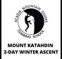 Mountain - Mt. Katahdin 2-Day Winter Ascent