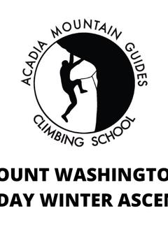 Acadia Mountain Guides Mountain - Mt. Washington 1-Day Winter Ascent