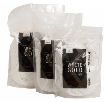 Black Diamond White Gold Bagged Chalk
