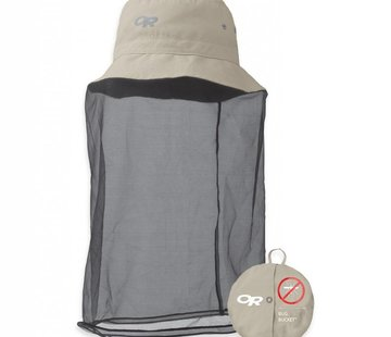 Outdoor Research Bug Bucket Hat Khaki