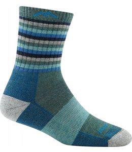 Darn Tough Women's Stripes Micro Crew Cushion Sock