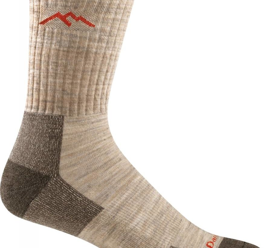 Men's Hiker Micro Crew Cushion Sock