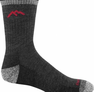 Darn Tough Men's Hiker Micro Crew  Midweight Cushion Sock