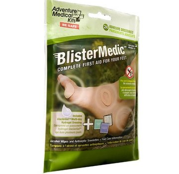Adventure Medical Kits Blister Medic with Glaciergel
